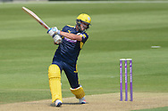 Hampshire captain Sean Ervine during the Royal London One Day Cup match between Hampshire County Cricket Club and Essex County Cricket Club at the Ageas Bowl, Southampton, United Kingdom on 5 June 2016. Photo by David Vokes.