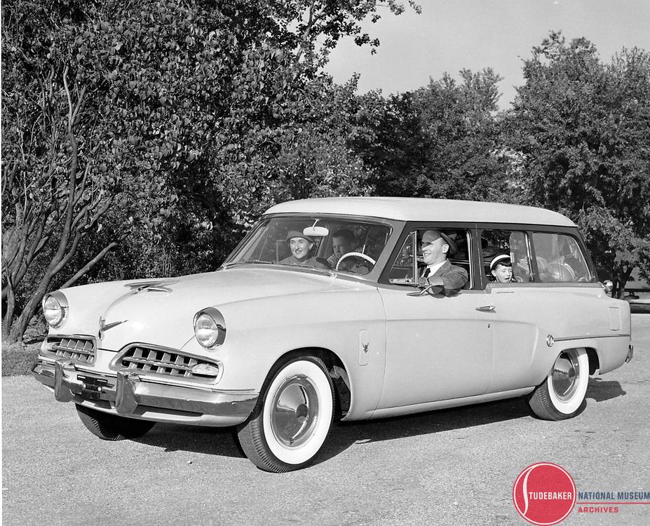 1964 Studebaker Commander Conestoga Station Wagon