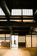 Tradesman's house in Sakai City.