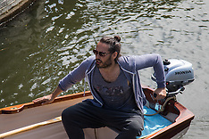 2016-05-08 Russel Brand On River Thames