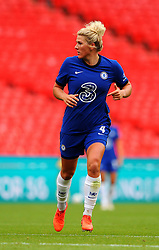 Millie Bright of Chelsea Women- Mandatory by-line: Nizaam Jones/JMP - 29/08/2020 - FOOTBALL - Wembley Stadium - London, England - Chelsea v Manchester City - FA Women's Community Shield