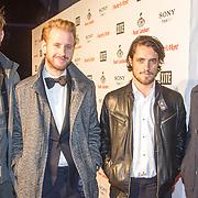 NLD/Amsterdam/20151119 - inloop Xite Awards 2015,