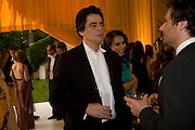 BENICIO DEL TORO, Raisa Gorbachev Foundation Party, at the Stud House, Hampton Court Palace on June 7, 2008 in Richmond upon Thames, London,Event hosted by Geordie Greig and is in aid of the Raisa Gorbachev Foundation - an international fund fighting child cancer.  7 June 2008.  *** Local Caption *** -DO NOT ARCHIVE-© Copyright Photograph by Dafydd Jones. 248 Clapham Rd. London SW9 0PZ. Tel 0207 820 0771. www.dafjones.com.