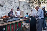 Israel, Jerusalem: Inside the arabic part of the Old City.         Israele, Gerusalemme: Dentro la parte araba della Città Vecchia.