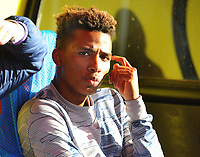 Football - 2019 / 2020 Premier League - Watford vs. Tottenham Hotspur<br /> <br /> Tottenham,s new signing,Gedson Fernandes on the bench , at Vicarage Road.<br /> <br /> COLORSPORT/ANDREW COWIE