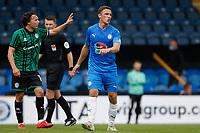 John Rooney. Stockport County FC 0-1 Rochdale FC. Pre Season Friendly. 22.8.20