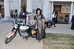 Anoushka Shankar at the Concours d'éléphant in aid of Elephant Family held at the Royal Hospital Chelsea, London, England. 28 June 2018.
