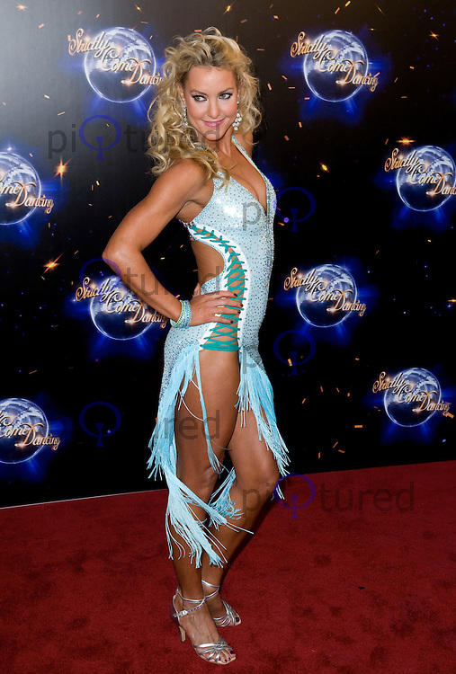 Photocall for the 2011 Strictly Come Dancing show.BBC Television Centre.Wood Lane  London.7th Sept 2011.Pics by Dave Norton / Piqtured