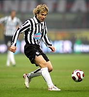 "Pavel Nedved (Juventus) <br />Trofeo ""Luigi Berlusconi"" 2007<br />06 Genn 2007<br />Milan-Juventus 3-2<br />""Giuseppe Meazza"" Stadium-Milano-Italy<br />Photographer:Jennifer Lorenzini INSIDE"