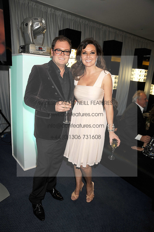 CAROL VORDERMAN and ALAN CARR at the GQ Men of the Year Awards held at the Royal Opera House, London on 2nd September 2008.<br /> <br /> NON EXCLUSIVE - WORLD RIGHTS