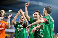 FOOTBALL - FRENCH CHAMPIONSHIP 2010/2011 - L2 - ES TROYES v CS SEDAN - 1/04/2011 - PHOTO GUILLAUME RAMON / DPPI - JOY OF SEDAN