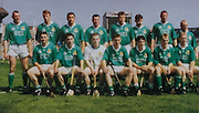 All Ireland Senior Hurling Championship - Final,.01.09.1996, 09.01.1996, 1st September 1996,.01091996AISHCF, .Wexford v Limerick,.Wexford 1-13, Limerick 0-14,.Limerick, Quaid, S McDonagh, M Nash, D Nash, D Clarke, C Carey (Capt), M Foley, M Houlihan, S O'Neill, F Carroll, G Kirby, B Foley, O O'Neill, D Quigley, T J Ryan Subs, P Tobin for O O'Neill, B Tobin for Ryan, T Herbert for B Foley,.Referee P. Horan (Offaly),