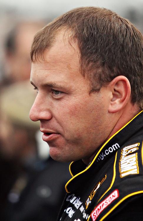 Apr 28, 2012; Richmond, VA, USA; NASCAR Sprint Cup driver Ryan Newman (39) during the Capital City 400 at Richmond International Raceway. Mandatory Credit: Peter Casey-US PRESSWIRE.