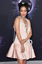 Constance Wu attends the 2019 American Music Awards at Microsoft Theater on November 24, 2019 in Los Angeles, CA, USA. Photo by Lionel Hahn/ABACAPRESS.COM