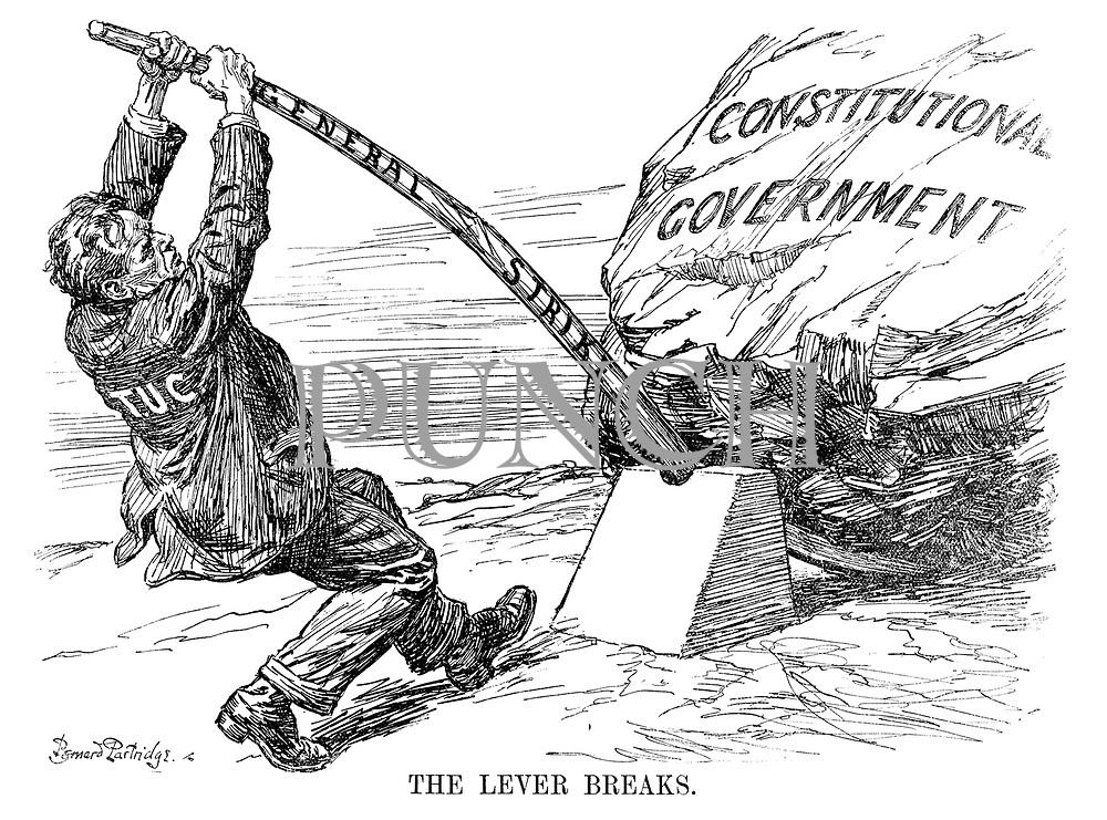 The Lever Breaks