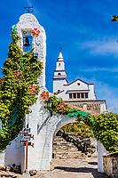 Basílica Santuario del Señor de Monserrate in Bogota capital city of Colombia South America