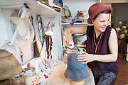 The Hatter: Teresa Gaschler