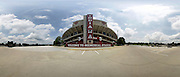 Panoramic of Indiana University Memorial Stadium in Bloomington, IN, Wednesday July 03 2013. Photo by AJ Mast