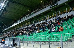 February 13, 2019 - Saint Etienne, France - Supporters de l equipe Saint Etienne - ambiance (Credit Image: © Panoramic via ZUMA Press)