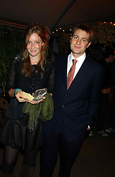 BEN & KATE GOLDSMITH at an exclusive evening featuring the greatest talents in fashion today in aid of the African children who have been affected bt the AIDS epidemic held at the Chelsea Gardener, Sydney Street, London on 20th September 2004<br /><br />NON EXCLUSIVE - WORLD RIGHTS