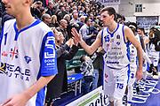 Daniele Magro<br /> Banco di Sardegna Dinamo Sassari - Grissin Bon Reggio Emilia<br /> Legabasket Serie A LBA PosteMobile 2018/2019<br /> Sassari, 20/01/2019<br /> Foto L.Canu / Ciamillo-Castoria
