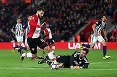 Southampton v West Bromwich Albion, 21 oCT 2017