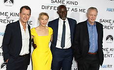 Same Kind of Different As Me Premiere - 12 Oct 2017
