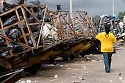 Belo Horizonte_MG, Brasil...Associacao de Catadores de Papel, Papelao e Material Reciclavel de Belo Horizonte...Association of Paper, Carton and Recycable Material Pickers, ASMARE. ..Foto: BRUNO MAGALHAES /  NITRO