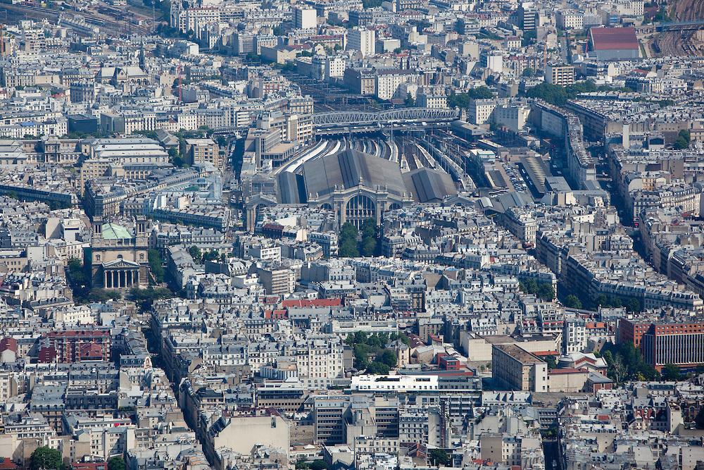 Paris-Gare de Lyon is one of the six large mainline railway station terminals in Paris, France.