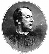 Michael William Balfe (1808-70) Irish-born English composer and singer. Studied with Rossini. Conductor of London Italian Opera 1846. Best remembered for his opera 'The Bohemian Girl' (1843). Engraving c1870.