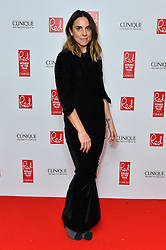 Melanie Chisholm attending the Red Women of the Year Awards, at the Royal Festival Hall in London. Picture date: Monday October 17th, 2016. Photo credit should read: Matt Crossick/ EMPICS Entertainment.