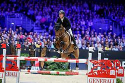 Brash Scott, GBR, Hello M Lady<br /> LONGINES FEI Jumping World Cup™ - Lyon 2019<br /> © Hippo Foto - Julien Counet<br /> 03/11/2019