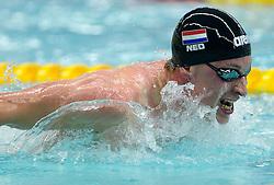 14-12-2014 NED: Swim Cup 2014, Amsterdam<br /> Sebas van Lith