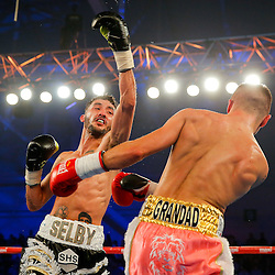 Andrew Selby v Louis Norman