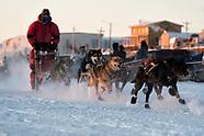 Alaska Dog Sled Races
