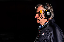 February 18, 2019 - Montmelo, BARCELONA, Spain - Carlos Sainz senior from Spain portrait during the Formula 1 2019 Pre-Season Tests at Circuit de Barcelona - Catalunya in Montmelo, Spain on February 18. (Credit Image: © AFP7 via ZUMA Wire)