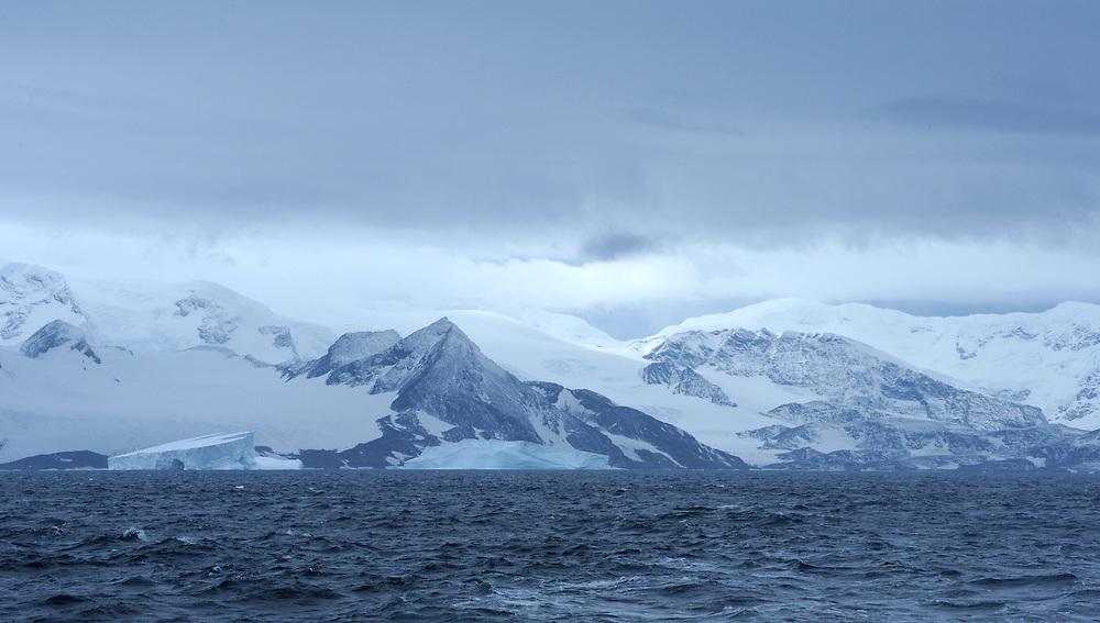 Coronation Island.  South Orkney Islands. Antarctica. 28Feb16