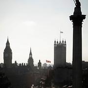 Nelson's Column , Westminster , Big Ben