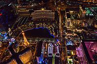 Intersection of Flamingo Road & Las Vegas Boulevard