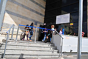 Israel, Haifa, Government Offices