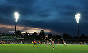 General view of play at Manuka oval during the 2013 AFL round 03 match between the GWS Giants and the St Kilda Saints at Manuka Oval, Canberra. (Photo: Craig Golding/AFL Media)