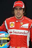 MOTORSPORT - F1 2011 - PRESENTATION DES PILOTES / DRIVERS PRESENTATION - MELBOURNE (AUS) - 25 TO 27/03/2011 - PHOTO : ERIC VARGIOLU / DPPI - <br /> ALONSO FERNANDO (SPA) - FERRARI F150 - AMBIANCE PORTRAIT