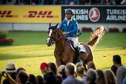 Ahlmann Christian, GER, Mandato van de Neerheide<br /> CHIO Aachen 2019<br /> © Hippo Foto - Sharon Vandeput<br /> 20/07/19