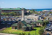 Kakaako Pumping Station, Honolulu, Oahu, Hawaii