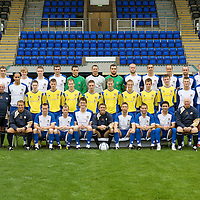 St Johnstone FC July 2007