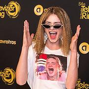 NLD/Amsterdam/20191009 - Uitreiking Gouden Televizier Ring Gala 2019, Emma Wortelboer
