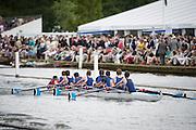 Henley Royal Regatta, Henley on Thames, Oxfordshire, 3-7 July 2013.  Wednesday  16:18:48   03/07/2013  [Mandatory Credit/Intersport Images]<br /> <br /> Rowing, Henley Reach, Henley Royal Regatta.<br /> <br /> The Princess Elizabeth Challenge Cup<br /> Dulwich College