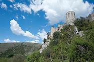 Počitelj, a well preserved town on the River Neretva between Mostar and Čapljina, Bosnia & Hercegovina © Rudolf Abraham