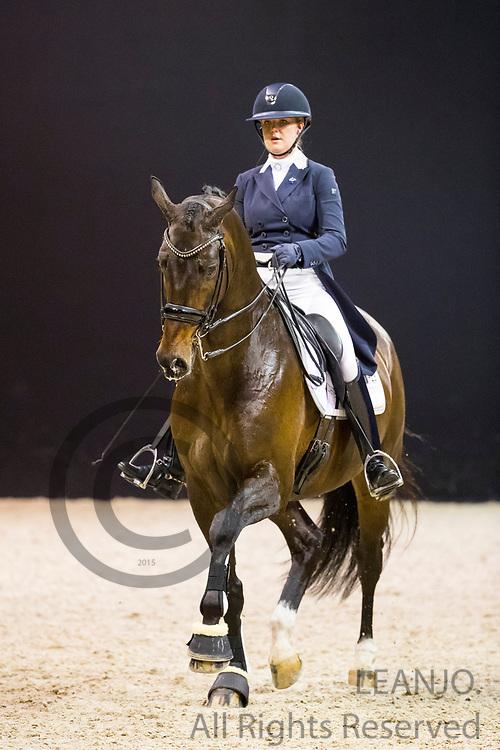Jesslin Galiart - Capetown<br /> Jumping Amsterdam 2019<br /> © DigiShots