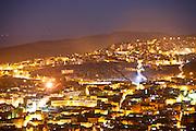 Fes, Morocco skyline. Photo by Tim Burdick